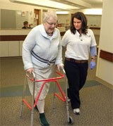 Rehabilitation for Total Knee Replacement